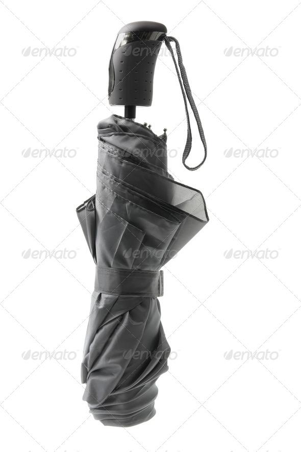Folding Umbrella - Stock Photo - Images