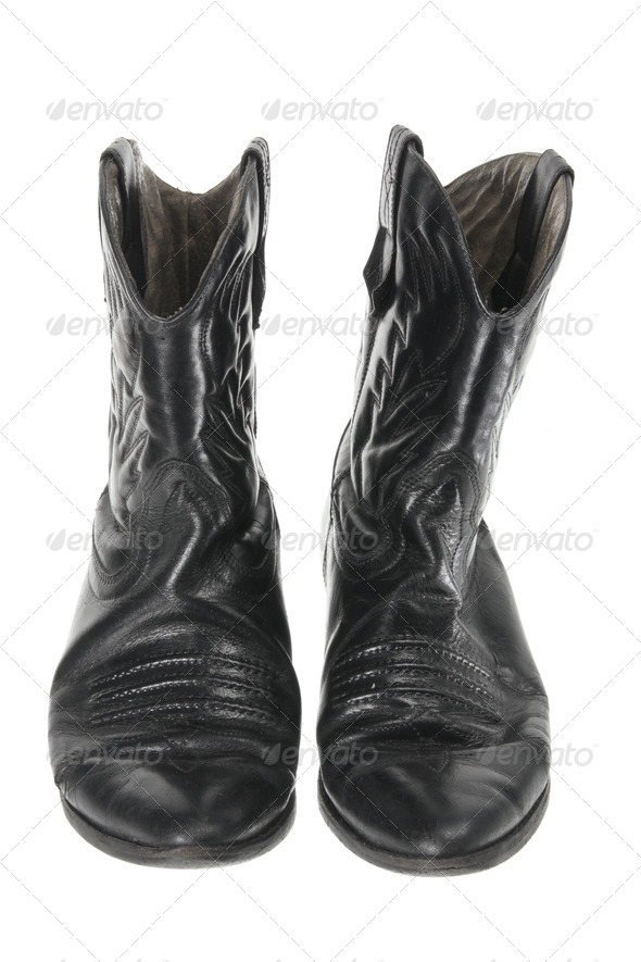 Female Boots - Stock Photo - Images