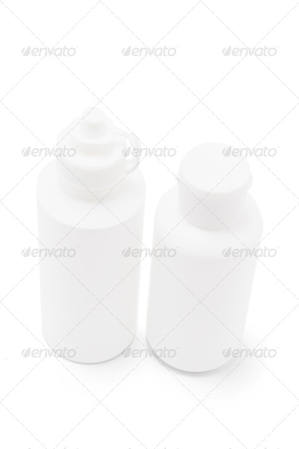 Plastic Bottles - Stock Photo - Images