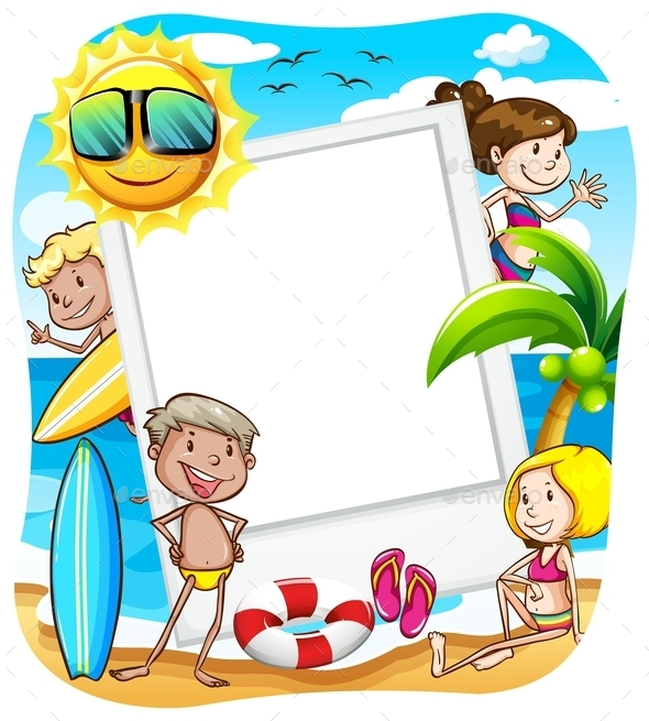 Summer - People Characters