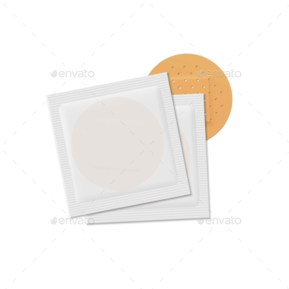 Vector Bandage Plaster Aid Band Medical Adhesive - Miscellaneous Vectors