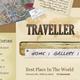 Traveller - ThemeForest Item for Sale
