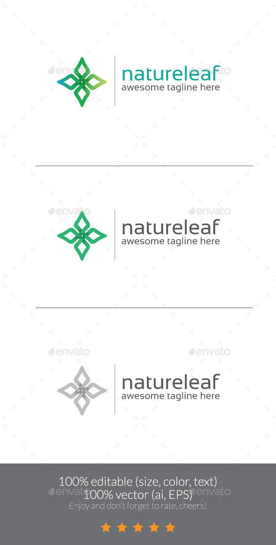Natureleaf Logo - Nature Logo Templates