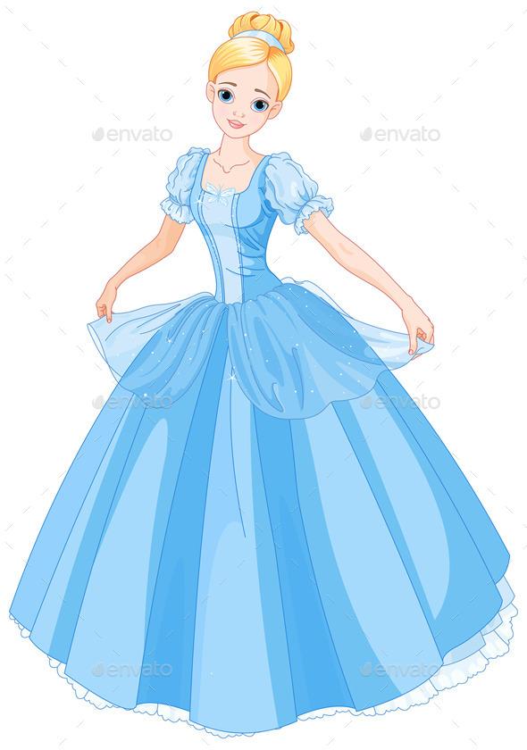Cinderella - People Characters
