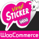 WooCommerce Vinyl Stickers Labels Design - CodeCanyon Item for Sale