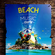 Beach Music Party Vol.3 - GraphicRiver Item for Sale