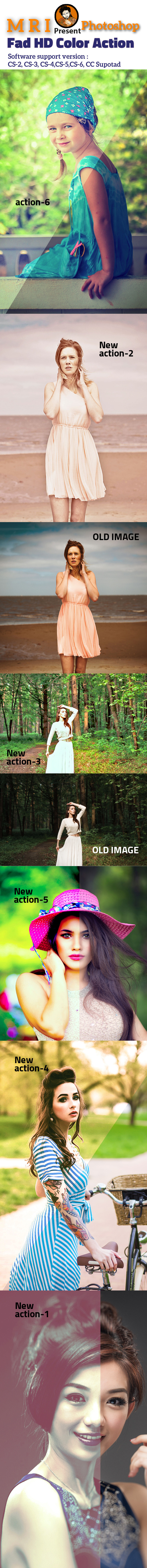 Adjustment Pro - Photo Effects Actions