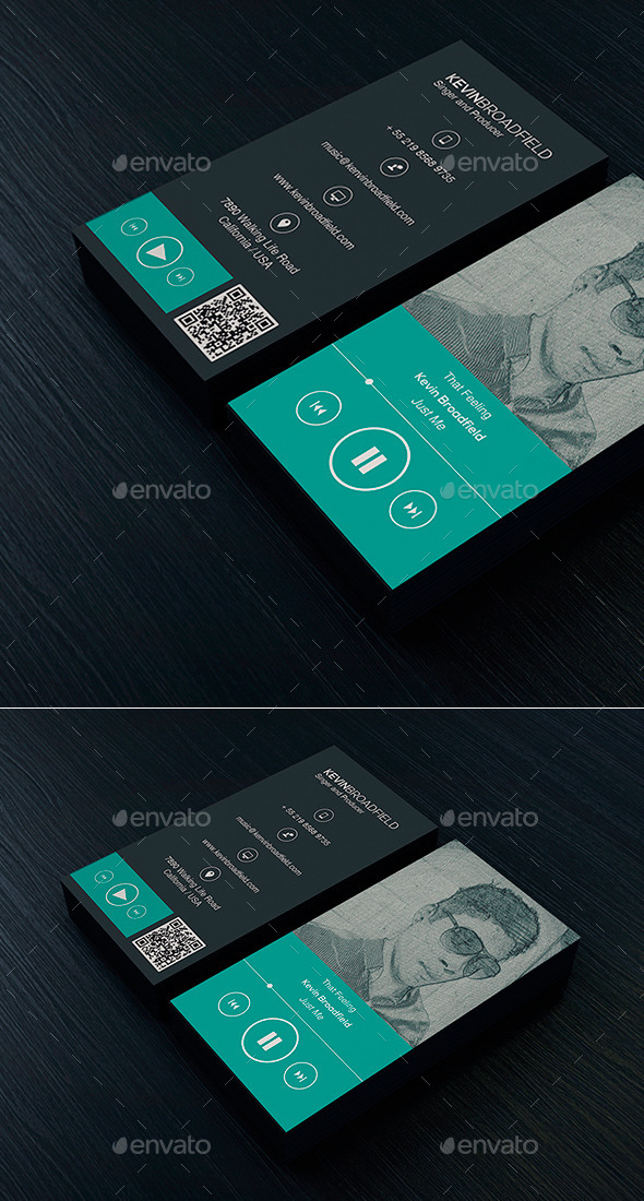 Business Card Vol. 41 - Real Objects Business Cards