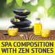 Spa Composition with Zen Stones - GraphicRiver Item for Sale