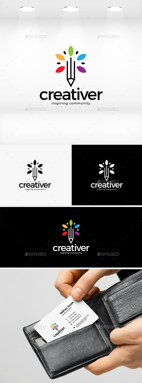 Creativer Logo - Symbols Logo Templates