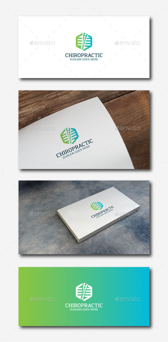 Chiropractic Abstract Logo - Abstract Logo Templates