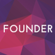 Founder - A Content Marketing WordPress Theme Nulled