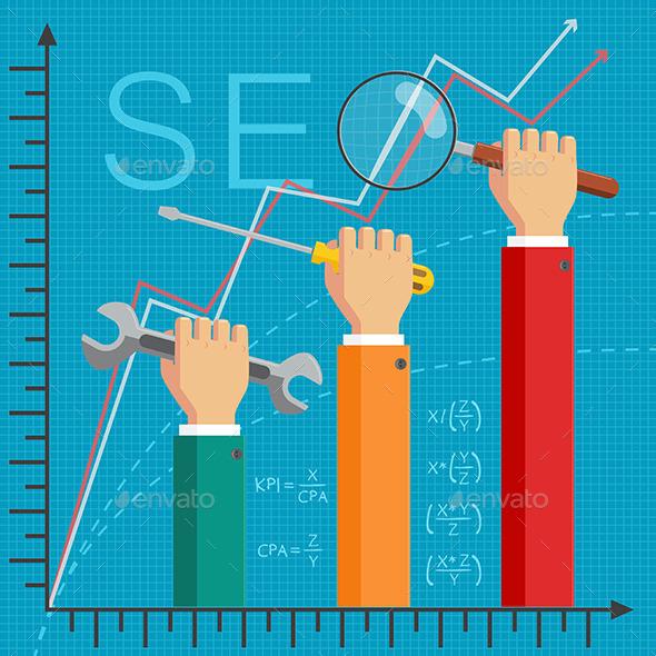 SEO Optimization - Web Technology