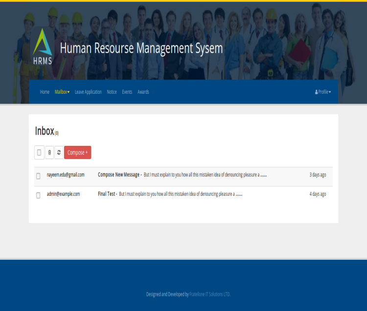 human resource management system hrms v 1 2 by fratellone it