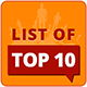 List Of Top 10