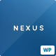 Nexus - Multi/One-Page Business WordPress Theme