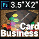 Polygon Business Card - GraphicRiver Item for Sale
