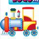 Locomotive Kids Collection - GraphicRiver Item for Sale
