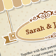 Retro Wedding Set - GraphicRiver Item for Sale