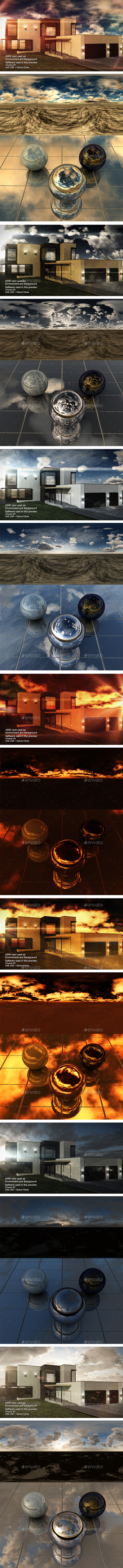 HDRI Pack - Desert vol4 - 3DOcean Item for Sale