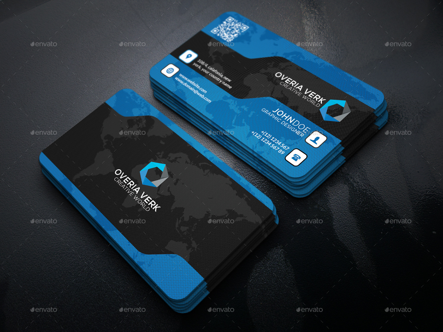 Sitial creative business card template by sohdesign graphicriver sitial creative business card template business cards print templates 1g fbccfo