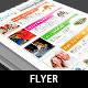 Convention Flyer Template - GraphicRiver Item for Sale
