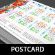 Graphic Arts Price List Flyer Postcard Template - GraphicRiver Item for Sale