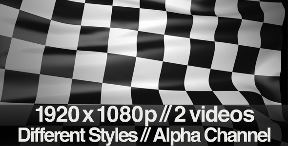 checkered finish line race flag series of 2 by butlerm videohive