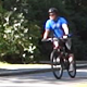 Bicyclists On Park Road - VideoHive Item for Sale