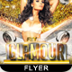 Glamour Party Flyer - GraphicRiver Item for Sale