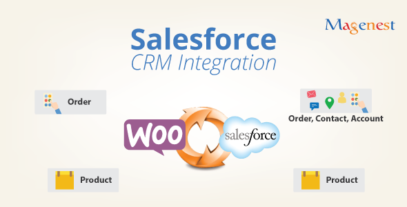 Woocommerce Salesforce CRM Integration - CodeCanyon Item for Sale