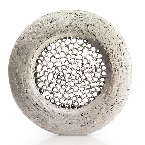 Organic Wheel Sculpture - 3DOcean Item for Sale