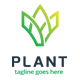 Plant - Farm Logo - GraphicRiver Item for Sale