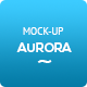AURORA Picture Angle Modifier Mock-Up - GraphicRiver Item for Sale