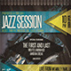 Jazz Event Flyer / Poster Vol.7 - GraphicRiver Item for Sale