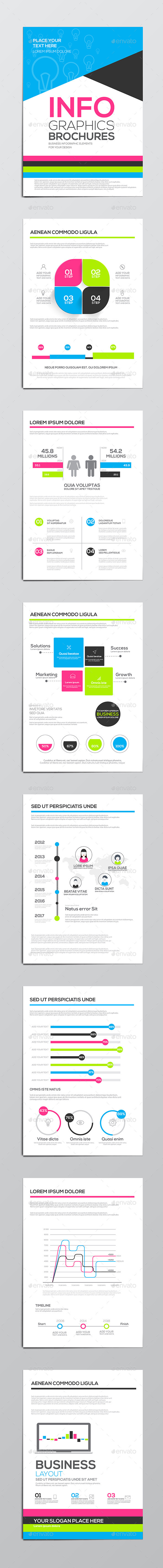 Business Infographics Elements - Infographics