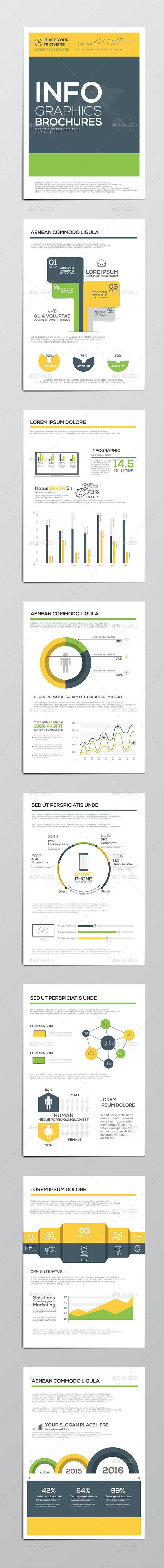 Business Infographics Elements - Infographics