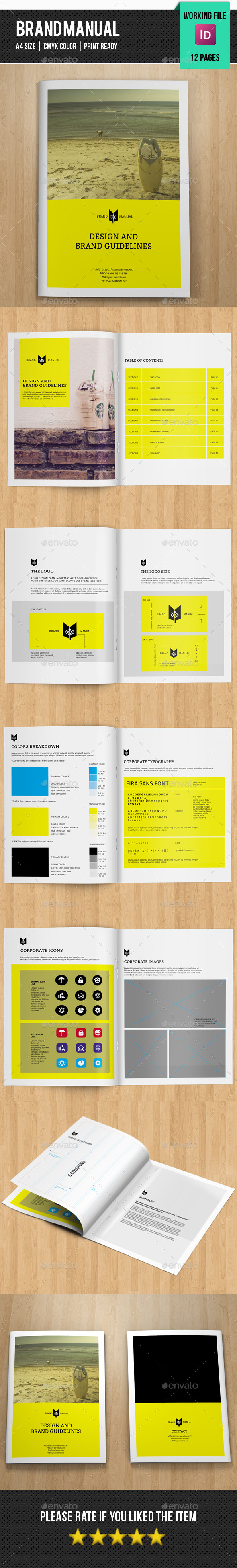 Brand Manual-V02 - Corporate Brochures