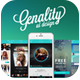 "New Ready ""Genality II"" Mobile UI Kit Part 1 - GraphicRiver Item for Sale"