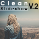 Clean Slideshow V.2 - VideoHive Item for Sale