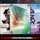 Guest DJ Party Flyer/Poster Bundle Vol.6 - GraphicRiver Item for Sale