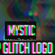 Mystic Glitch Opener - Logo Reveal - VideoHive Item for Sale