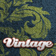 Vintage Wallpaper .09 - GraphicRiver Item for Sale