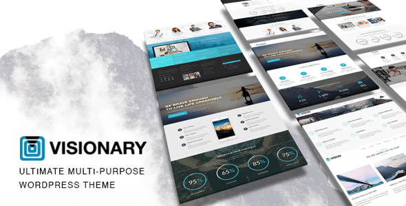 Vision – Multi-Purpose WordPress Business Theme