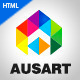 Ausart - Multipurpose Business Template Nulled