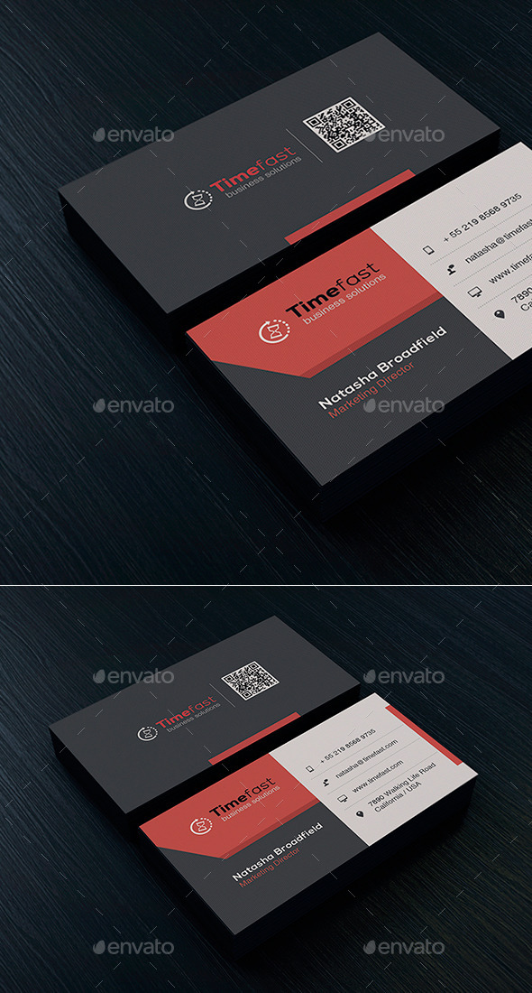 Business Card Vol. 42 - Corporate Business Cards