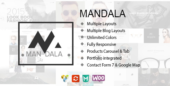 Mandala – Responsive Ecommerce WordPress Theme