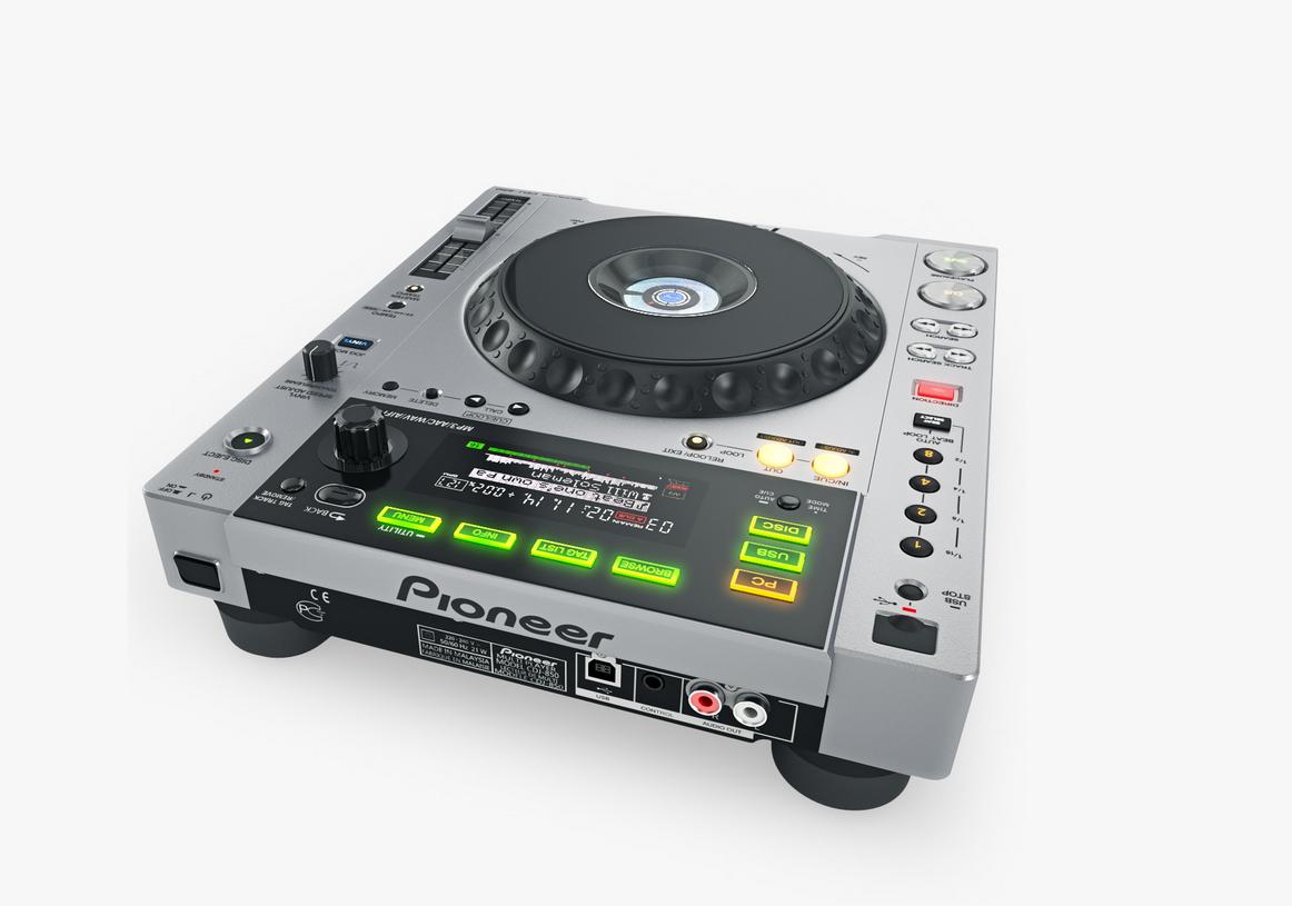 pioneer 850. 3d digital player pioneer cdj - 11.png 12.png 13.png 850