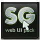SilverGlance UI - GraphicRiver Item for Sale