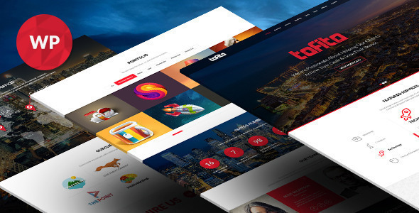 TOFITO – Responsive WordPress Theme